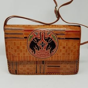 BLM New Vintage African Safari Inspired Leather